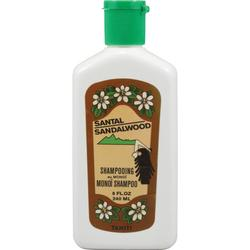 SHAMPOO SANDALWOOD  7.8 OZ