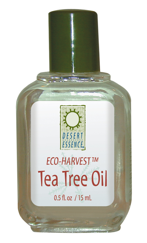 ECO-HARVEST TEA TREE OIL .5 OZ