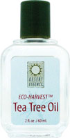 ECO-HARVEST TEA TREE OIL 2 OZ