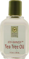 ECO-HARVEST TEA TREE OIL 1 OZ