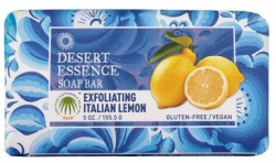 Bar Soap Exfoliating Italian Lemon  5 oz