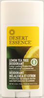 DEODORANT LEMON TEA TREE  2.5 OZ