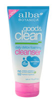 GOOD & CLEAN DAILY DETOX FOAMING CLEANSER  6 OZ