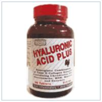 HYALURONIC ACID PLUS  60 錠
