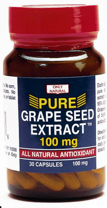 GRAPE SEED EXTRACT  30 CAP