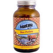 BEE POLLEN 580MG  150 CAP