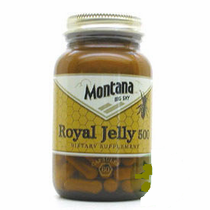 ROYAL JELLY 500MG  30 CAP