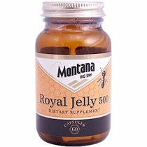 ROYAL JELLY 500MG 60 CP