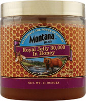 ROYAL JELLY 30,000MG IN HONEY  11 OZ