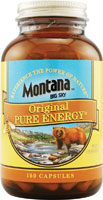 ORIGINAL PURE ENERGY  150 CAP