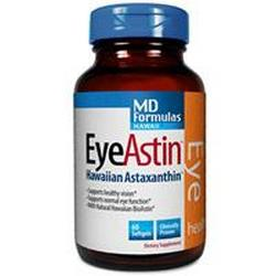 MD FORMULA EYEASTIN  60 CT