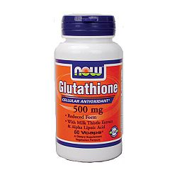 GLUTATHIONE 500 MG - 60 VCAPS