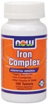 Iron Complex Vegetarian - 100 Tablets