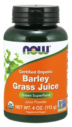 Barley Grass Juice - 4 oz