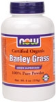 Barley Grass Powder - 6 oz. - Organic, Non-GE