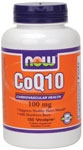 CoQ10 100MG with HAWTHORN BERRY  180 VCAPS