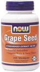 Grape Seed 100 mg - 200 Vcaps