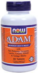 ADAM Superior Men's Multiple Vitamin - 60 Tabs