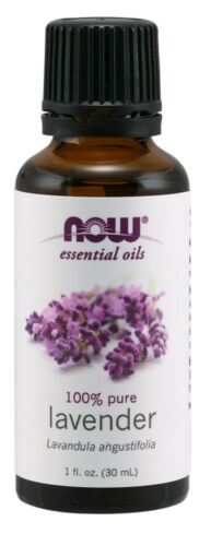 100% PURE ORGANIC LAVENDER OIL - 1 OZ
