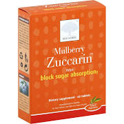 MULBERRY ZUCCARIN FOR BLOOD SUGAR MANAGEMENT  60 TAB