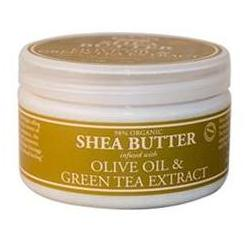 INFUSED BUTTER OLIVE & GREEN TEA  4 OZ
