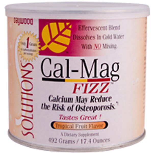 CAL-MAG FIZZ TROPICAL FRUIT  492 GM