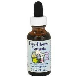 Five-Flower Formula Dropper  1 oz