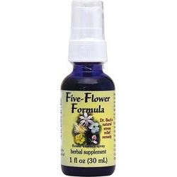 Five-Flower Formula Spray  1 oz