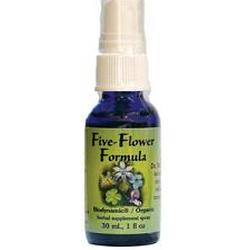 Five-Flower Formula  0.25 oz