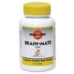 BRAIN-MATE WITH DHA/PS AND SX-FRACTION  120 SOFTGEL