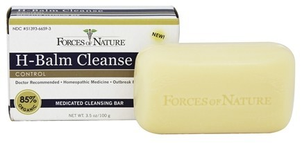 BAR SOAP H-BALM CLEANSE  3.5 OZ