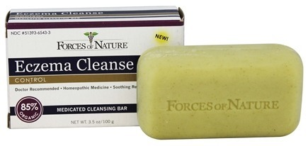 BAR SOAP ECZEMA CLEANSE  3.5 OZ