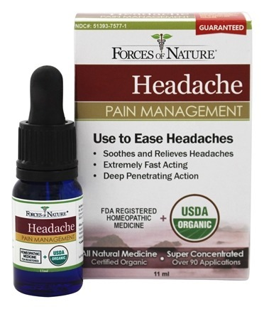 HEADACHE  11 ML