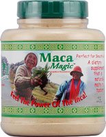 MACA MAGIC POWDER JAR 1.1 LBS
