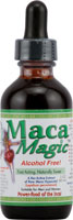 MACA MAGIC ALCOHOL FREE  2 OZ