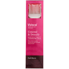 CONCEAL & DENSIFY VOLUMIZING FIBERS DARK BROWN 15 GRAMS  0.53 OZ