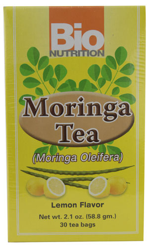 MORINGA TEA LEMON  30 BAG