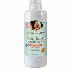 HAPPY MAMA HAND TO TOE WASH  34 OZ
