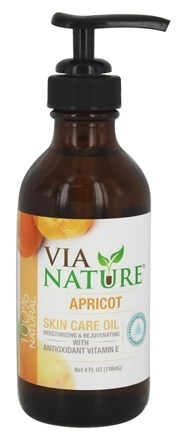 SKIN CARE APRICOT OIL  4 OZ