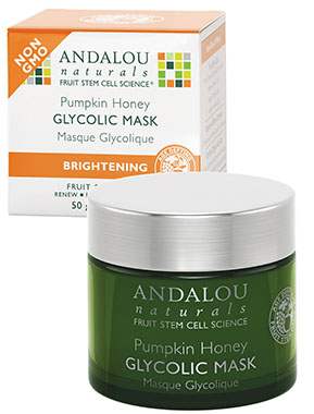 GLYCOLIC BRIGHTENING MASK PUMPKIN  1.7 OZ